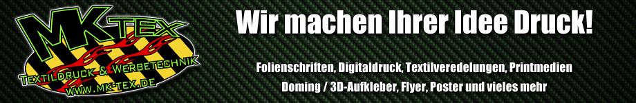 MK-Tex G.b.R. - Textildruck & Werbetechnik